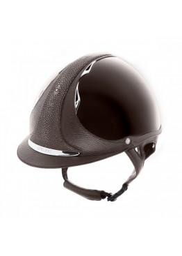 Шлем для верховой езды Premium Glossy Stingray  - Antares