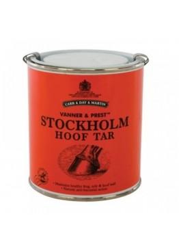 Стокгольмская смола, деготь для копыт Vanner & Prest Stockholm Hoof Tar, Carr & Day & Martin