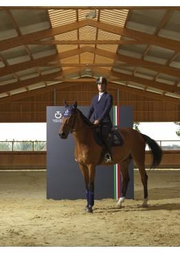 """Вальтрап конкурный""""X FISE"""" -  Cavalleria Toscana"""
