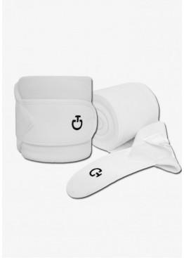 Бинты для ног лошади флисовые Tech Bandages, набор 4 шт, Cavalleria Toscana
