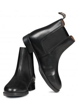Кожаные ботинки на резинке детские -ELT