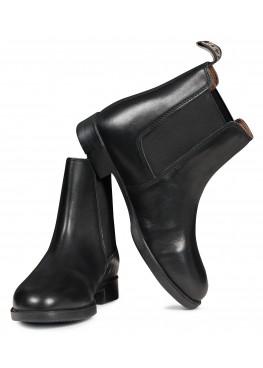 Кожаные ботинки на резинке (детские) от  ELT