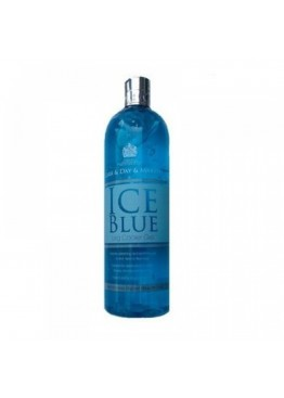 Гель для ног лошади охлаждающий Ice Blue Leg Cooler Gel, Carr & Day & Martin