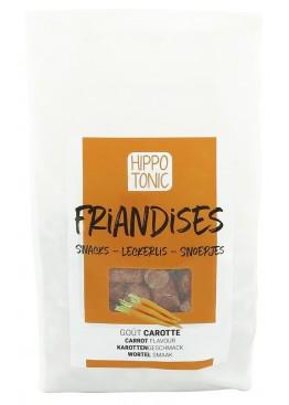Лакомства морковные - HIPPOTONIC