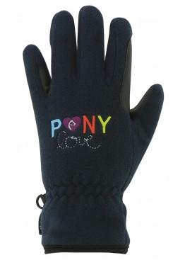 """Детские перчатки  зимние """"PonyLove"""" - EQUI-KIDS"""