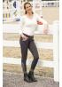 """Бриджи женские с гелевыми коленными вставками - """"Ribbon"""""""