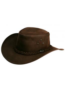 """Шляпа в стиле вестерн """"Oiled"""""""