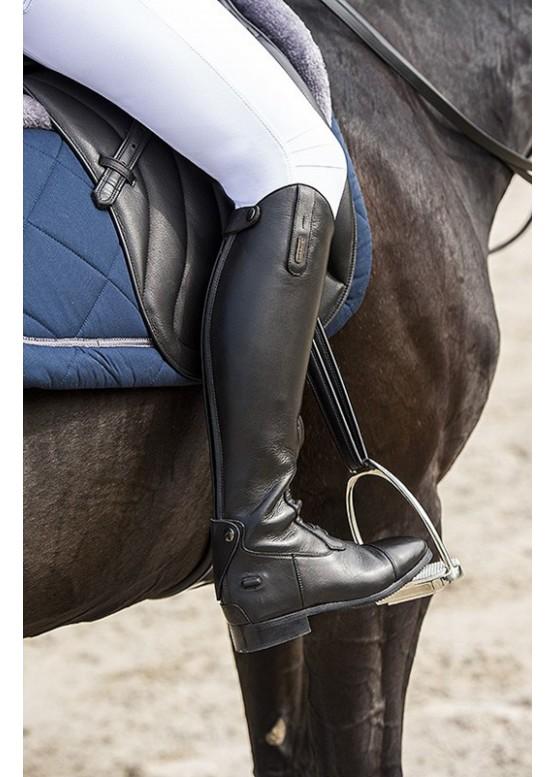 """Кожаные сапоги для верховой езды """"Primera"""" с дышащей стелькой - EQUI-THÈME (Франция)"""