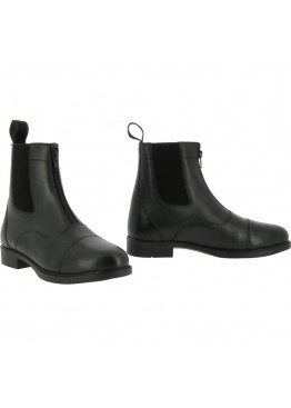 """Ботинки кожаные на молнии -  """"Zip"""""""