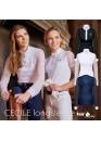 "Блуза с длинным рукавом ""Cecile"" - Fair Play"