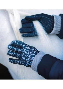 "Зимние перчатки ""Scandi"" -  Fair Play"