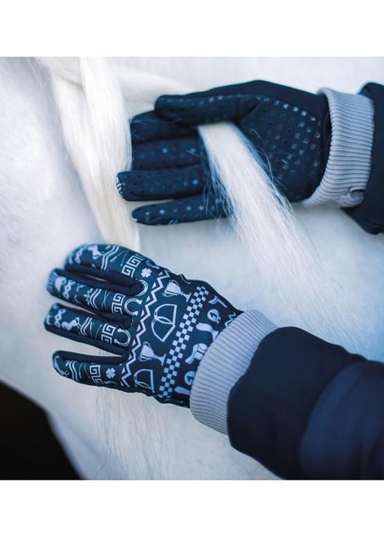 """Детские зимние перчатки """"Scandi"""" -  Fair Play"""