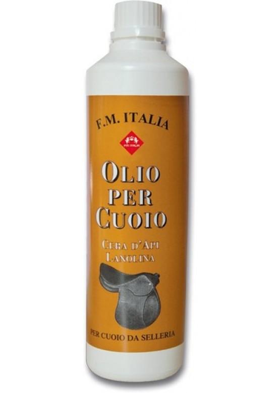 Мыло для кожаных изделий в спрее FM Italia