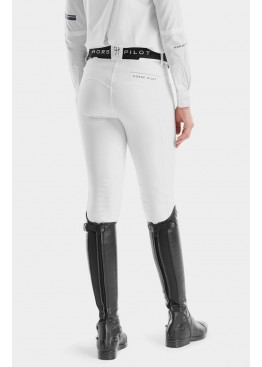 Бриджи с коленной леей X-DESIGN by Horse Pilot