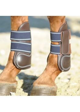 """Кожаные ногавки передние  """"Dekor"""" - Kavalkade"""