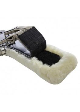 "Подпруга с фартухом  ""Soft`n Wool""  на меху - Kavalkade"