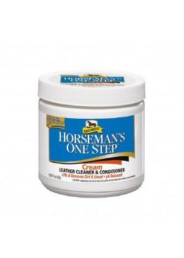 """Крем для кожаных изделий """"Horseman`s One Step"""" - Absorbine"""