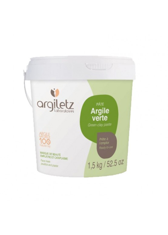 Зеленая глина 1,5 кг - Argiletz
