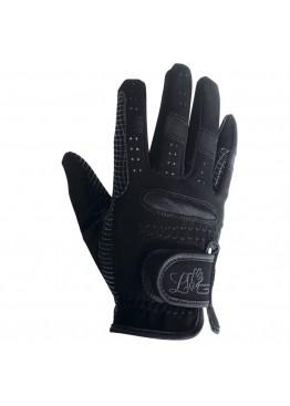 Перчатки с гелевой ладошкой - Domi-Sued Anti-Slip