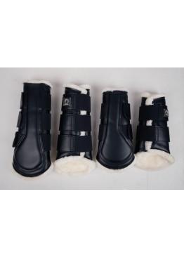 Выездковые ногавки на меху - Montar
