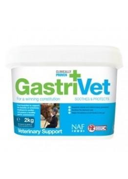 Подкормка для лошади для желудка с обволакивающим эффектом Gastri Vet, NAF 5 Stars