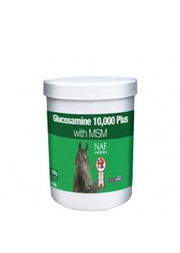 Добавка для ежедневного поддержания здоровья суставов лошади Глюкозамин 10.000 Плюс МСМ, NAF 5 Stars