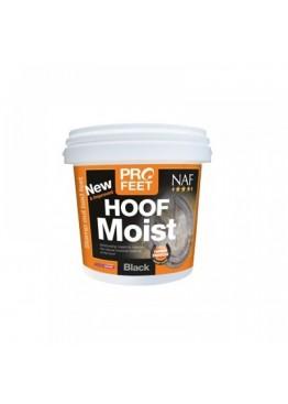 Увлажняющая мазь для копыт для естественного баланса влаги Profeet Hoof Moist, черная, NAF 5 Stars