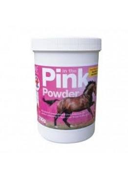 Подкормка для лошади комплексная, концентрированная, для пищеварения Pink Powder, 700 г, NAF 5Stars