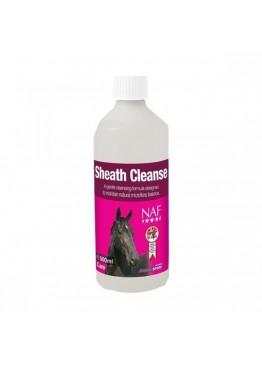 Гель для лошади для деликатного ухода за препуцием Sheath Cleanse, NAF 5 Stars