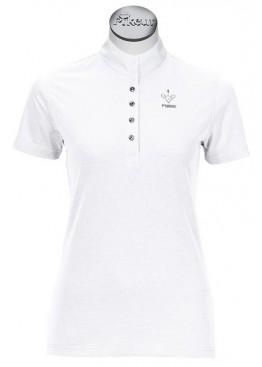 Рубашка турнирная женская с коротким рукавом Ladies Completition - Pikeur