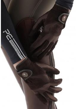 """Кожаные перчатки """"Milania"""" - Premier Equine"""