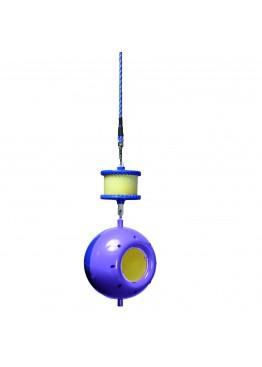 Игрушка-держатель для двух ликитов по 250 гр и одного по 650 гр - Likit