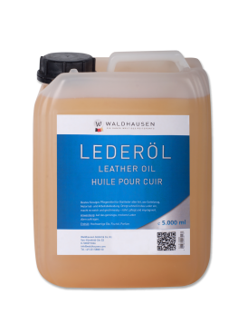 Масло для ухода за кожаными изделиями 5 л - Waldhausen