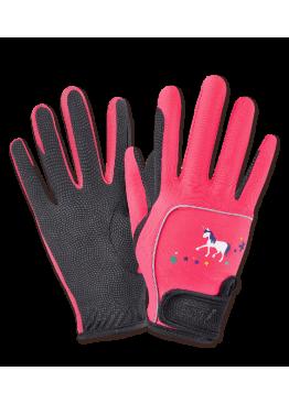 """Детские перчатки для верховой езды """"Metropolitan"""" - Waldhausen"""