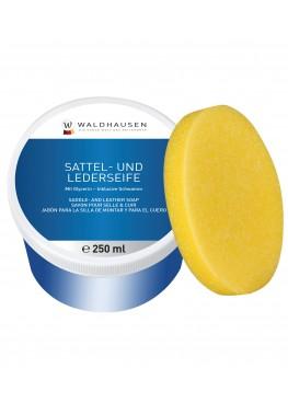 Мыло для кожи с губкой 250 г - Waldhausen