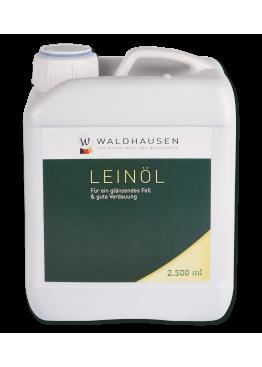 """Добавка """"LINSEED OIL"""" для блестящей шерсти и хорошего пищеварения 2,5л - Waldhausen"""