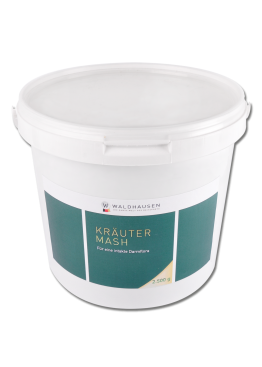 """Добавка """"HERBAL MASH"""" для здоровой микрофлоры кишечника 2,5кг - Waldhausen"""