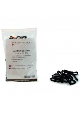 Силиконовые резинки для гривы  в пакетике - Waldhausen