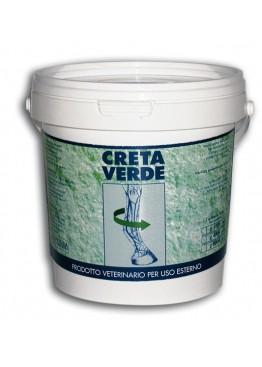 """Зеленая глина """"CRETA VERDE"""" (1 кг) - FM Italia"""
