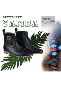 "Ботинки ""Samba"" - Fair Play"