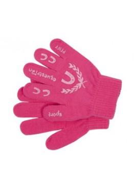 Перчатки с принтом детские