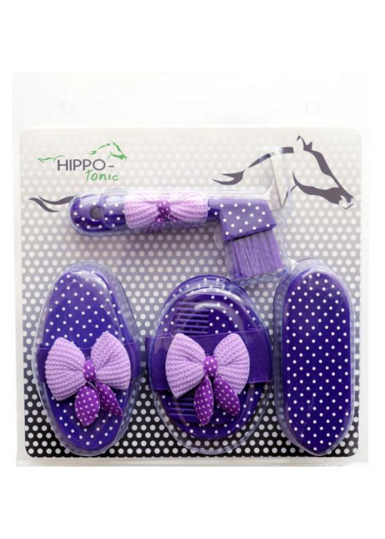 """Детский набо щеток """"Nœud"""" - Hippo Tonic"""