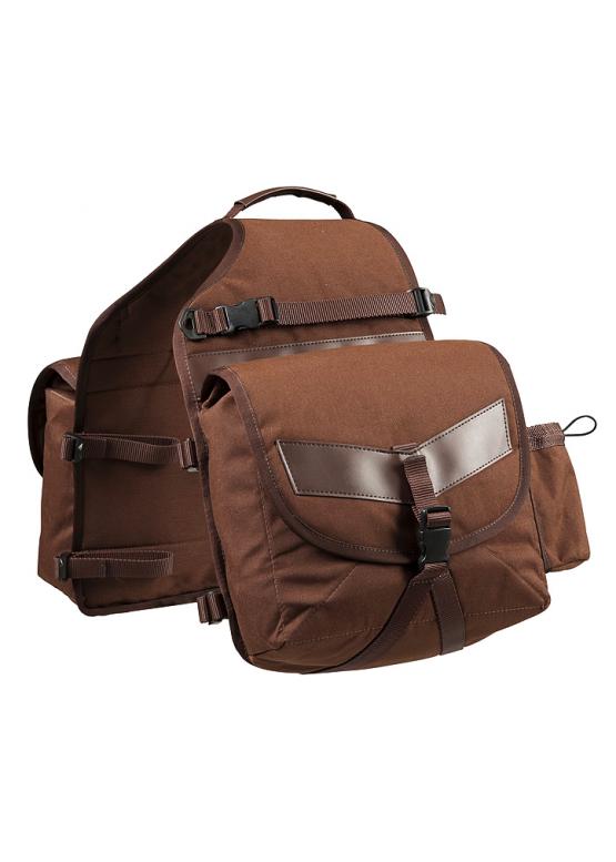 Две сумки для вестерн седла  с нейлона