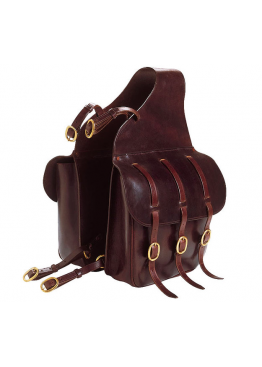 Две сумки для вестерн седла - Excelsior