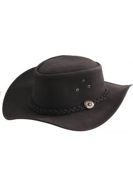 """Шляпа в стиле вестерн """"Oile"""""""
